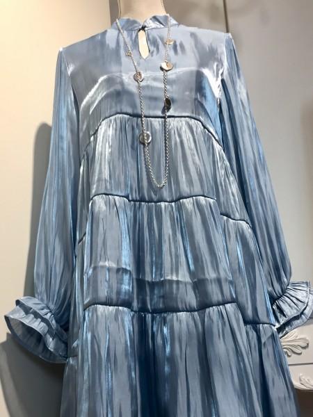 Pang Dress hellblau