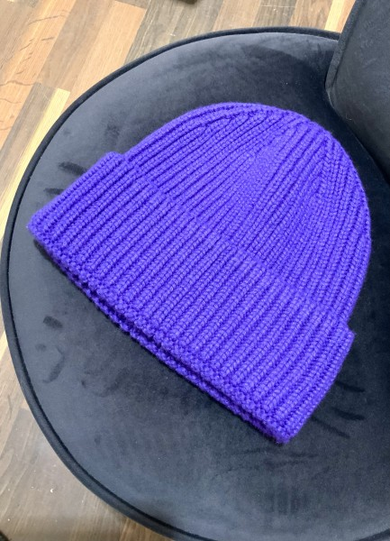 UNIO Mütze lila