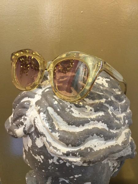 Sonnenbrille Karen by Simonsen gelb