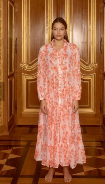 LOVE JOY VICTORY Kleid orange