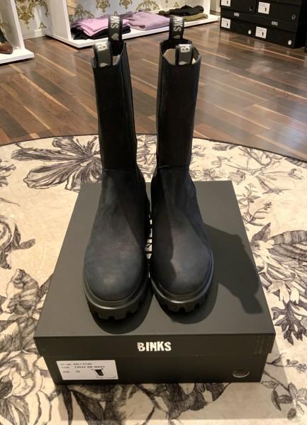 BINKS Boots navy