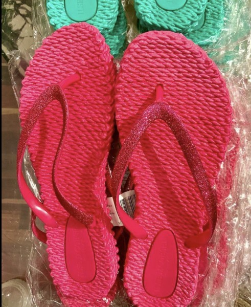 I.J. Flipflops Pink