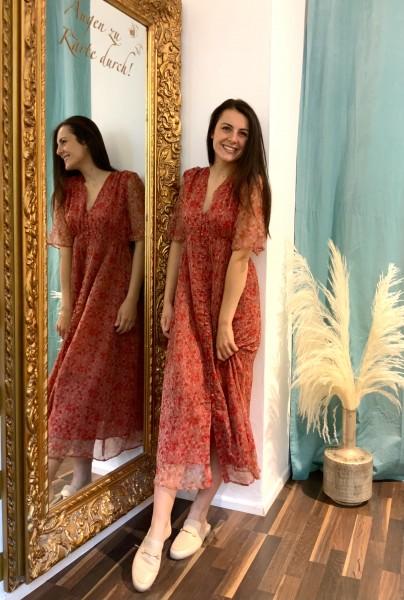 Fleurs Qinn Dress