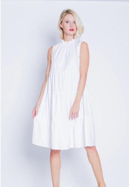 Kleid Sibel weiß